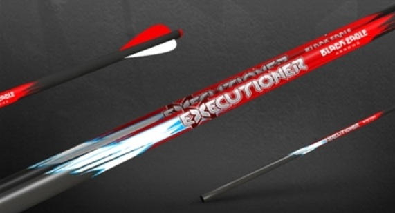Factory Fletched B. E. Executioner .001 Arrows (Single)
